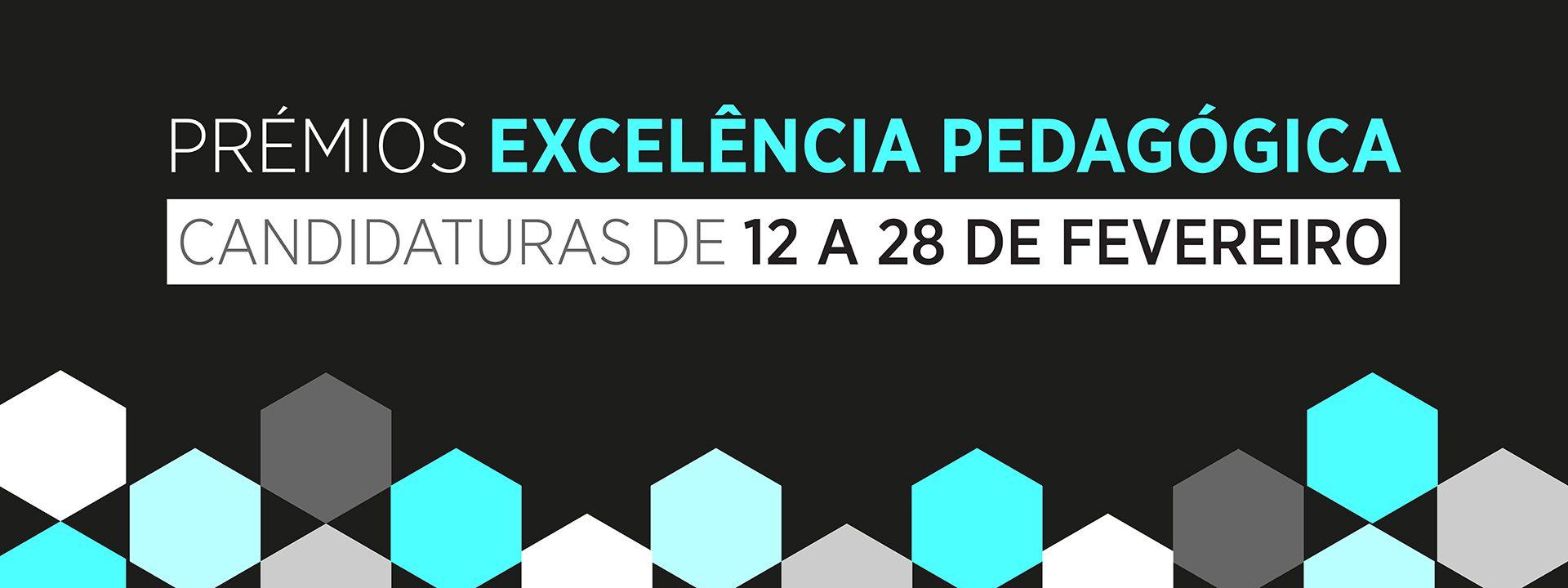Prémios Excelência Pedagógica – 2018