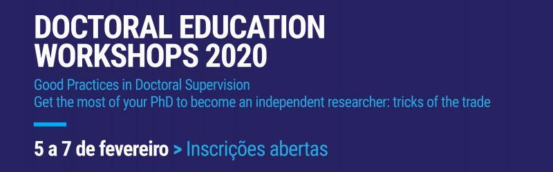 Escola Doutoral 2020